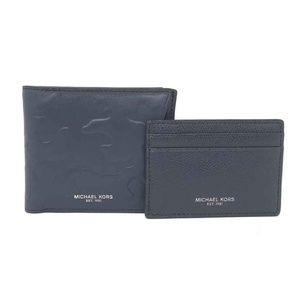 Michael Kors Men's Billfold & Card Case Wallet
